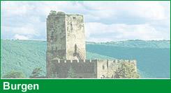 Burgen im Welterbe